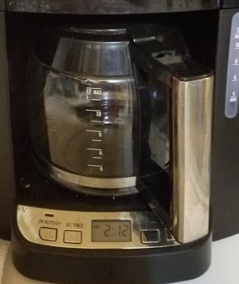 Coffee! Enough Said.